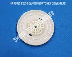 HP P2035 Toner Drive Gear
