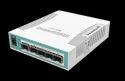 CRS106-1C-5S Mikrotik Cloud Router Switch