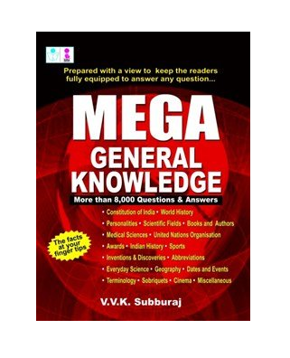 General Knowledge Book India