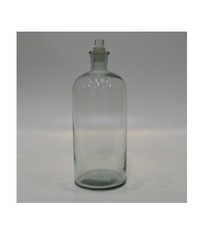 Dlite Crafts Clear Glass Decanter