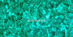 Malachite Stone Flooring Slab
