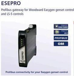 Profibus Gateway for Woodward Easygen Genset Controls and LS-5 Controls