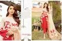 Thankar Cambric Cotton With Heavy Embroidery Summer Wear Pakistani Suit