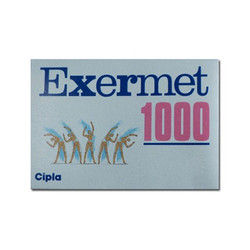 Exermet 1000 Tablet
