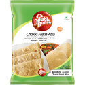 Double Horse Chakki Fresh Atta, High In Protein, Pack Type: Packet