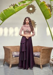 Pr Fashion Launched Designer Readymade Indo Western Pair