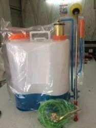 Brass Knapsack Sprayer (Manual/Motor Operated)