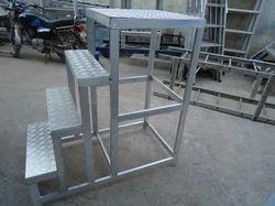 Aluminum Work Table Ladder