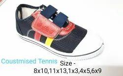 Kids Velcro Canvas Shoes