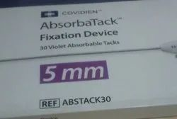 Absorbatack Fixation Device 5mm,Covidien Ref:Abstack30