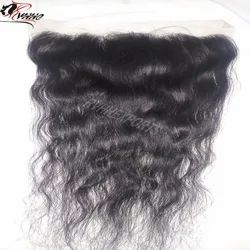 One Donor Human Lace Frontal Closure Human Hair
