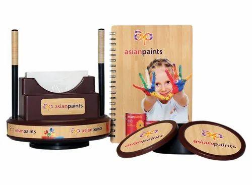 Plastic Promotional Gift Set
