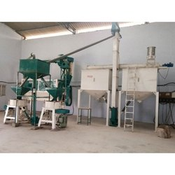 50 Ton Industrial Flour Mill Machine