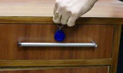 Invisible Cabinet Lock