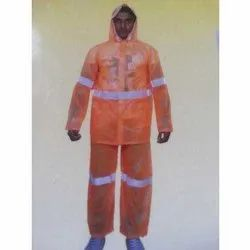 PVC Safety Rain Suit