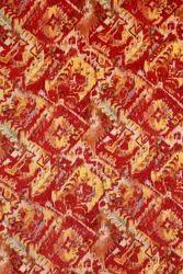 GBM Fabrics Multicolor Natural Munga Silk Printed Fabric, GSM: 100