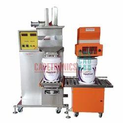 Cadetronics WFM-R130 4 To 20 Litre Liquid Packaging Machine