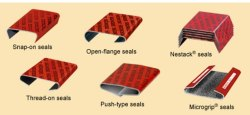 Signode Steel Strap Seals