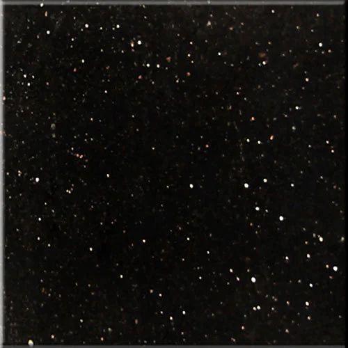 Black Golden Galaxy Granite 10 15 Mm Rs 150 Feet