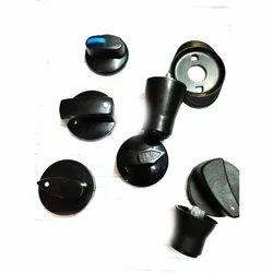 LPG Knobs Plastic & Bacolite Heavy Spare Parts