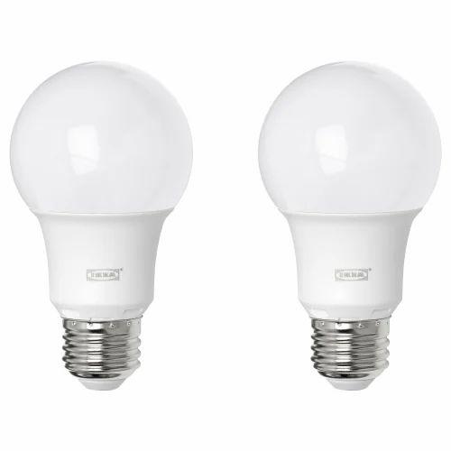 IKEA LED Bulb, Wattage: 7 W
