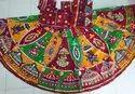 Indian Ethnic Designer Multi Color Chaniya Choli