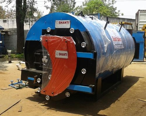 Steam Boiler - Twin Furnace Steam Boiler Manufacturer from Hyderabad