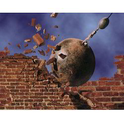 Wrecking Ball Demolition Service