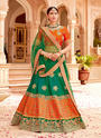 Wedding Fuction Special Designer Jacquard Silk Lehenga