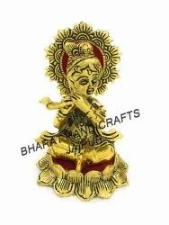 Golden Plated Bal laddu Gopal