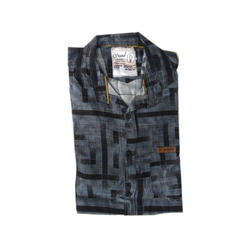 Men Designer Cotton Shirt