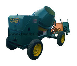 10/7 HH Concrete Mixer Machine