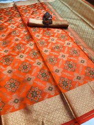 Patola Indian Saree
