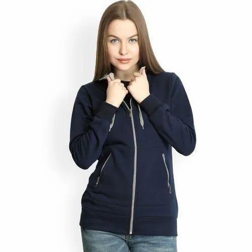 faf512ac87c Full Sleeve Ladies Cotton Tracksuit