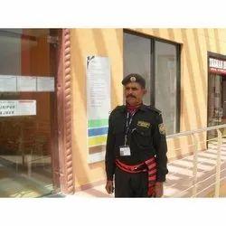 Unarmed Male Corporate Security Guard Service