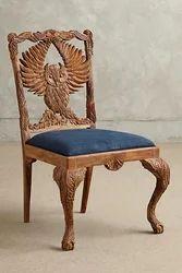 Wooden Handcraft Dining Chair