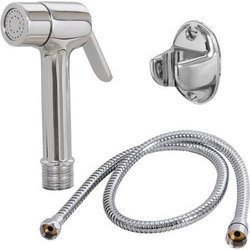 Red Snapper Brass Toilet Jet Spray Set