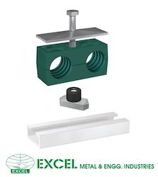 Rail Mounted Series Clamps