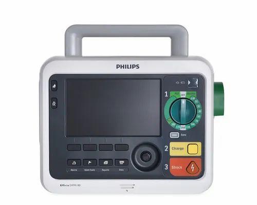 PHILIPS Efficia DFM100 Defibrillator Monitor, For ICU | ID
