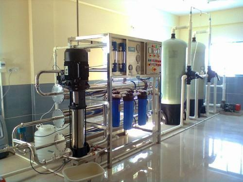 Mineral RO Water Bottling Plant