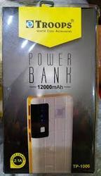 Troops Power Bank 12000mah