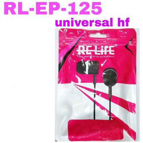d44df76df0c RE Life RL-EP125 Universal Handfree at Rs 45 /piece | Digital ...