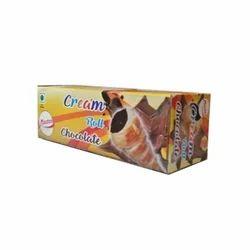 Cream Roll Duplex Box