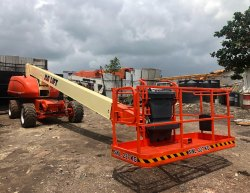 Cherry Picker - Boom Lift Latest Price, Manufacturers