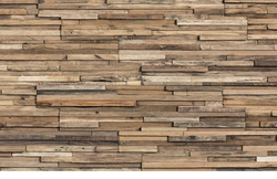 Matte Finish Wooden Wall Panel, Length: 6000 mm