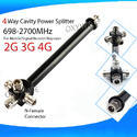 4 Way Cavity Power Splitter