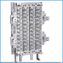 48 Cavity Preform Mould For Pco1810 Neck