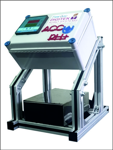 pH dozing Injector- pH controller