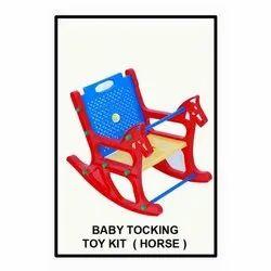 Baby Horse rocking Toy Kit