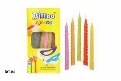 Bittoo Junior Candles